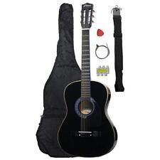 Crescent Acoustic Mg38-Pk Acoustic Guitar