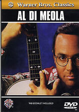 Al Di Meola Learn to Play Guitar DVD + Lesson Book NEW