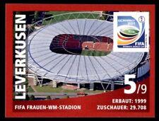 Panini Women's World Cup 2011 - Leverkusen Stadium No. S5
