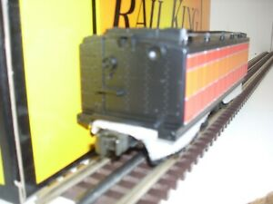 MTH RAILKING 3 RAIL OGAUGE #30-1126 SOUTHERN PACIFIC AUX. WATER TENDER