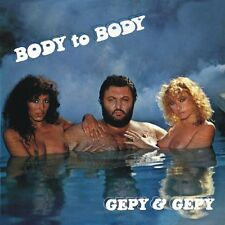 Gepy & Gepy - Body To Body New Import 24Bit Remastered CD