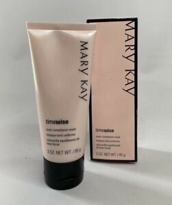 Mary Kay Timewise Even Complexion Mask DRY TO OILY SKIN 3 oz. NEW IN BOX
