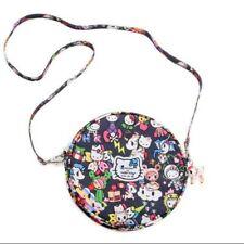 Ju-Ju-Be Be Bop Tokidoki Hello Kitty Dream World Round Crossbody Bag No Keychain