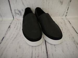 Timberland Damen Schuhe Atlanta Green Leather Slip On Schwarz Gr. 38 Neu