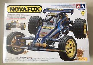 Tamiya 58577 Nova Fox New Sealed