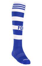 Adidas MLS Adult FC Dallas Classic Cushioned Soccer Socks, Blue/White