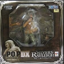 Used P.O.P Portrait Of Pirates One Piece NEO-DX Silvers Rayleigh From Japan