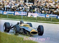 Graham Hill Lotus 49 Italian Grand Prix 1967 Photograph