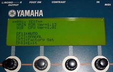 Yamaha RM1X version 1.13 firmware OS update EPROM.