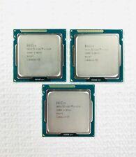 QTY 3 LOT INTEL CORE i3-3225 PROCESSOR CPU 3.3GHZ LGA-1155 SR0RF 100% GUARANTEED