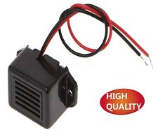 Segnalatore acustico Buzzer Cicalino 6 - 12V misure 32x12x9 mm
