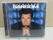 RANSOM - Soundtrack CD (1996 Mel Gibson Movie) Film Score by JAMES HORNER