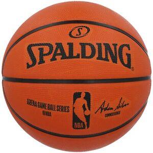 NBA Spalding Arena Exclusive Game Ball Series Outdoor Basketball Adam Silver