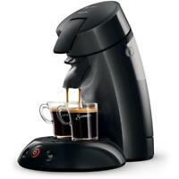 Philips Senseo Original Pod Coffee Machine Black 2 Cups HD7817/61