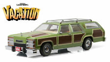 GREENLIGHT 1/18 NATIONAL LAMPOONS VACATION CAR 1979 WAGON QUEEN FAMILY TRUCKSTER