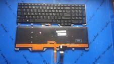 Original For Dell Alienware 17 R2 R3 Backlit Keyboard Us Dp/N 02C6Kh