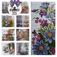 Cross stitch patterns - point de croix - Kreuzstichmuster - punto de cruz / uz