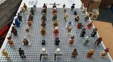 LEGO® Minifiguren 49 TOP Star Wars Sammlerfiguren aus alten Sets - unbespielt
