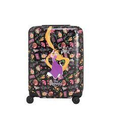 Carryon Spinner disneyRapunzel Hardside BLock Suitcase TSA Lock Luggage 20 Black