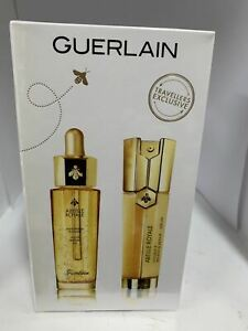 Guerlain Abeille Royale Youth Watery Oil 1.6oz, 50ml Skincare Set 17DEC20