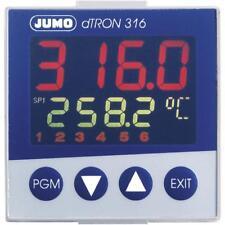 JUMO dTRON 316 PID Temperature Controller