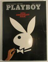 Vintage Playboy Magazine January 1974 - 20TH TWENTIETH ANNIVERSARY Nancy Cameron