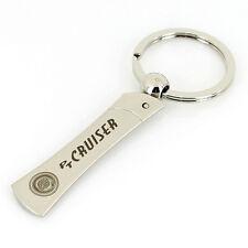 Chrysler PT Cruiser Blade Chrome Key Chain