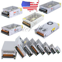 Universal 12V 1/3/5/10/15/20/25/30A Switching Power Supply Driver for LED Strip