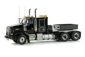 Kenworth C500B Truck with Ballast Box - Black - 1:50 Scale Model #34-2002 New!