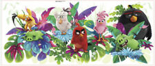 ANGRY BIRDS the MOVIE wall stickers 1 large decal MURAL VIDEO game character Pig