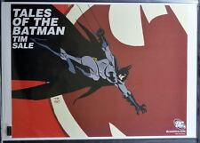 TALES OF THE BATMAN COVER Print 14 x 20 DC Tim Sale art