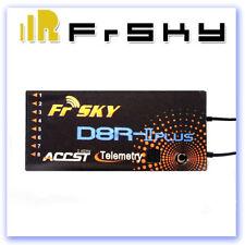FrSKY D8R-II plus 2.4GHz 8-Channel Receiver