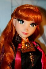 Travel Anna Frozen 2 Disney Store Limited Edition Doll 17