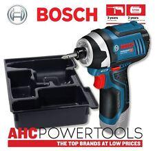 Bosch GDR 12V-105 12V (10.8V) li-ion impact driver (corps seulement)