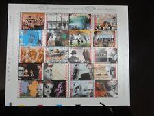 BELGIQUE   BELGIUM 2000  BL 87 **  REIS DOOR DE 20e EEUW  20 x  0.42 EURO   //