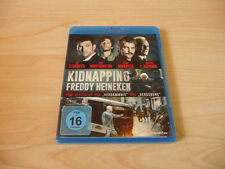 Blu Ray Kidnapping Freddy Heineken - Sam Worthington & Anthony Hopkins