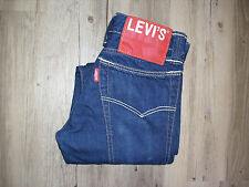 RARITÄT Levis RED 25001.0004 Extra Long Tapered Slim Jeans W31 L32 SELTEN RARE