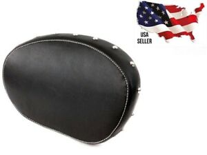 LEATHER PASSENGER BACK REST PAD INDIAN MOTORCYCLE 2879666-02 CHIEF SPRINGFIELD