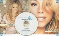 MARIAH CAREY CHARMBRACELET france french PRESSKIT WITH CD promo ad advert