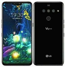 New LG V50 ThinQ 5G - 128GB - Aurora Black For Verizon Network