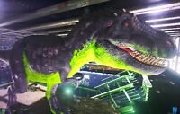 Ark Xbox Pve Boss Rex Breeding Pair          40k Health 1225 Melee