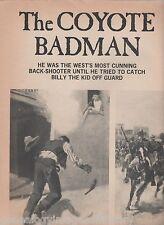 Killed by Billy The Kid - They Coyote Badman - Deputy Sherrif Bob Olinger