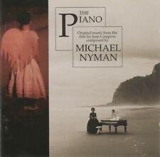 Soundtrack - The piano (Michael Nyman) CD