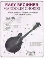 Morrell Books: Easy Beginner Mandolin Chords: Teach Yourself Chords. 13 Songs