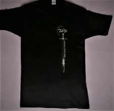"Vintage Original Toto ""World Tour 1980"" Concert Tee Shirt"