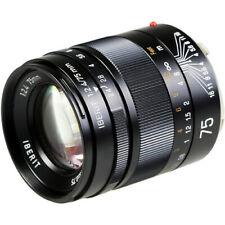 Brand New KIPON Iberit 75mm/f2.4 for Fuji X