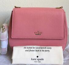 NWT!! Kate Spade Cameron Street Byrdie Crossbody Bag Purse $298 Yuncatan Pink