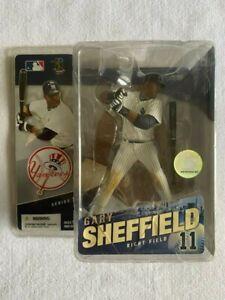McFarlane GARY SHEFFIELD #11 New York Yankees  MLB Series 16