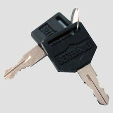 2 Original Better Built keys For Tool Boxes Series 100-119 and 201-219