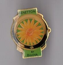 Pin's montre Bénetton